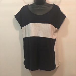 Marc by Marc Jacobs color blocked t-shirt medium